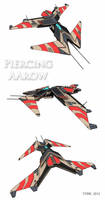 20444-DXP PIERCING AAROW by TDBK