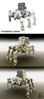 Pandora Echo -MECH-