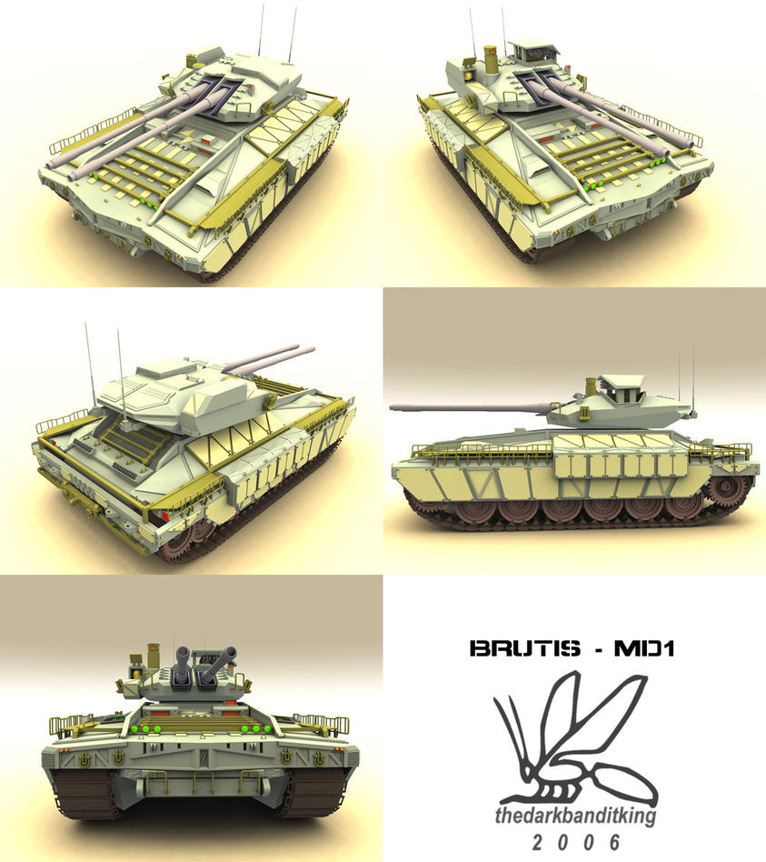 Brutis MD-1 by TDBK