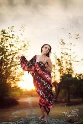 Sumba Fabric woven
