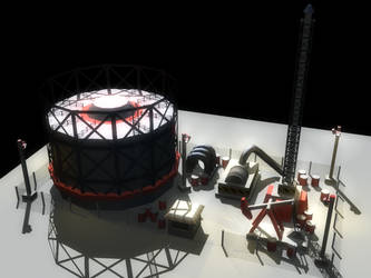 WM: Oil Wells by TTFTCUTS