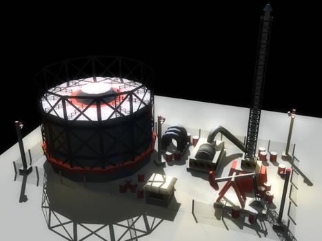 WM: Oil Wells