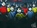 Starship Bunnyprise