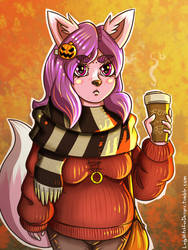 Vulpin Witchkin by LadyWitchfox