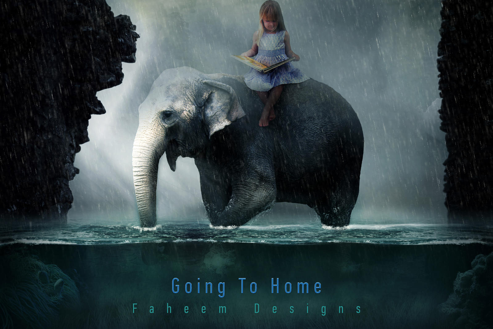 Going To Home by DkFDesigns