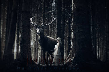 I Am Huntress by DkFDesigns