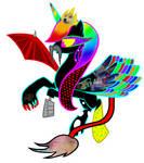 KB8WPWQND3SOFBJ42, My new Ponysona! by PrincessRobocop