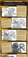 Cthulhuesque 2 Walkthrough by muzski
