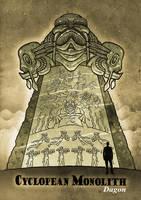 Cyclopean Monolith by muzski