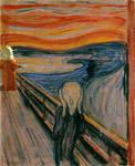 Edvard Munch - The Scream by muzski