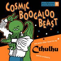 Cthulhu Boogaloo by muzski