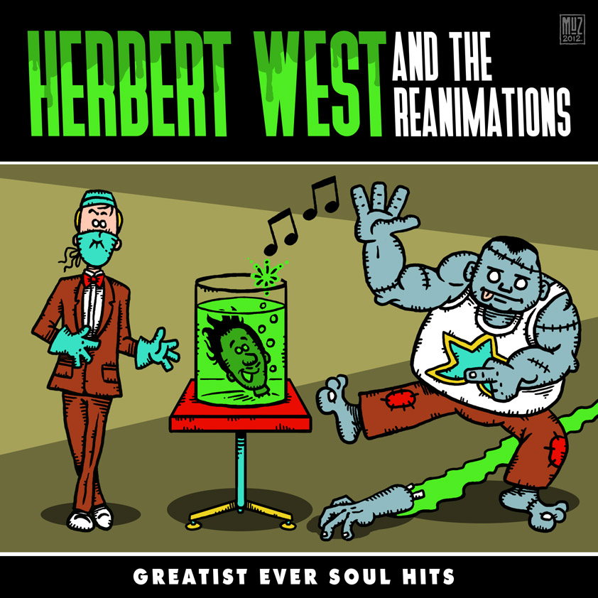Herbert West and the Reanimations