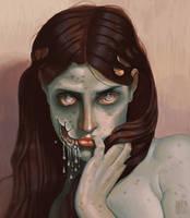 La Cigale Zombie by muzski