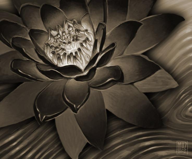 the black lotus by muzski