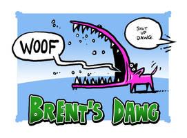 Brents Dawg by muzski
