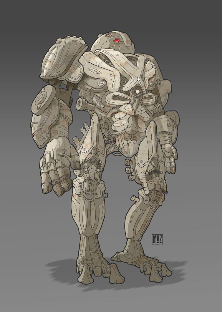 Big Robo Dude v2 by muzski