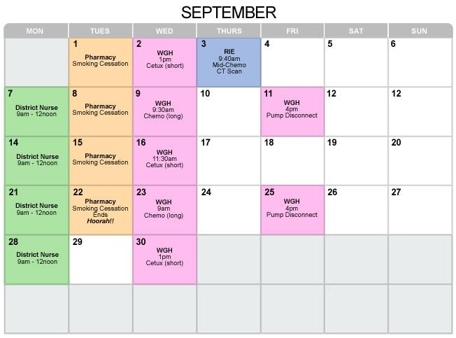 3Chemo September wee by muzski