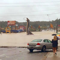 Carolina recent flooding