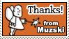Thanks by muzski