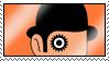 Clockwork Orange Stamp by Muzski
