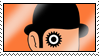 Clockwork Orange Stamp by Muzski by muzski