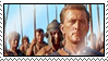 Spartacus Stamp by Muzski by muzski