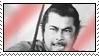 Toshiro Mifune Stamp by Muzski