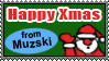Happy Xmas by muzski