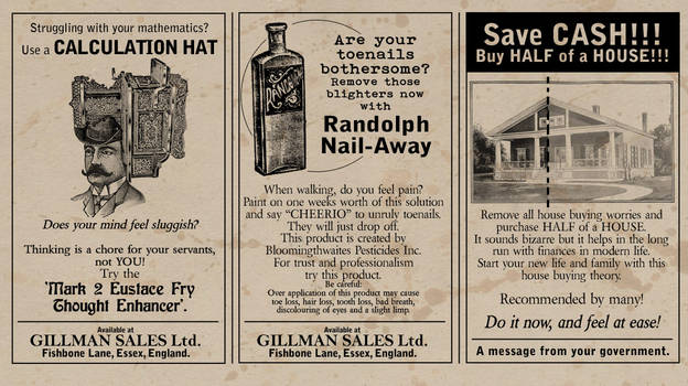Three Adverts 2