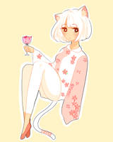 Rose Wine by Syumi