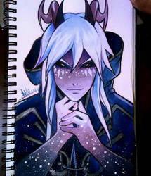 Aaravos by Khanito