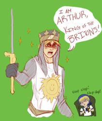 APH- Come, Patsy... by bearcatt