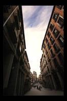 Madrid Street by Javs
