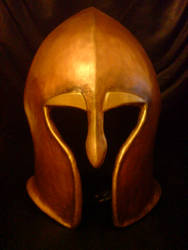 Antique Helmet