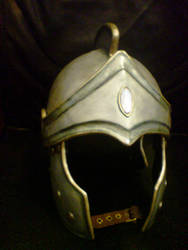 Thracian helm - front view
