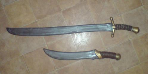 Larp weapons II