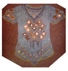 Elven chain mail armor