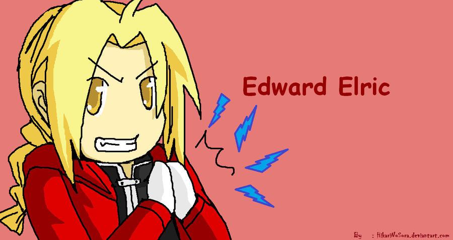 Edward Elric Chibi