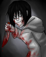 Jeff The Killer by HikariNOSora