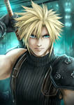 Cloud Strife FF VII Remake
