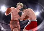 COMMISSION - Alex vs Theo Part 2