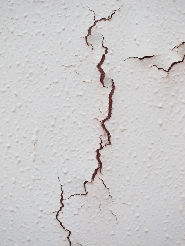 crack on white wall 01 by akenator on DeviantArt