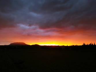 Sunset 01 by akenator