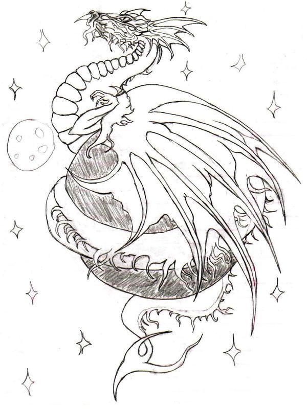 Dragon around the world by masterlee24