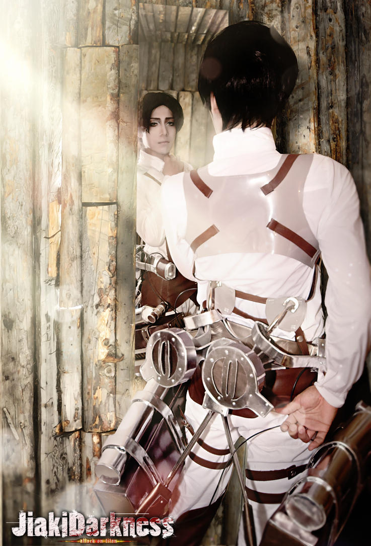 Attack on Titan/ Revile Dressing by Jiakidarkness