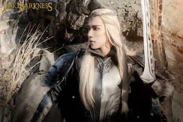 Thranduil The hobbit 3 cosplay2