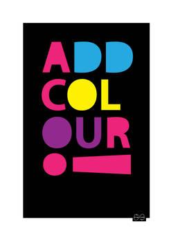 Add colour, TST