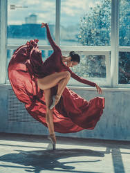 Dancer by DanHecho