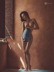 Terracotta girl by DanHecho