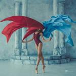 dancing dragon by DanHecho